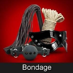 Bondage & Fetish Sex Toys